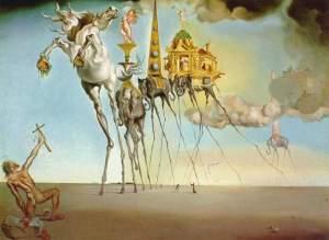 obra de Salvador Dalí